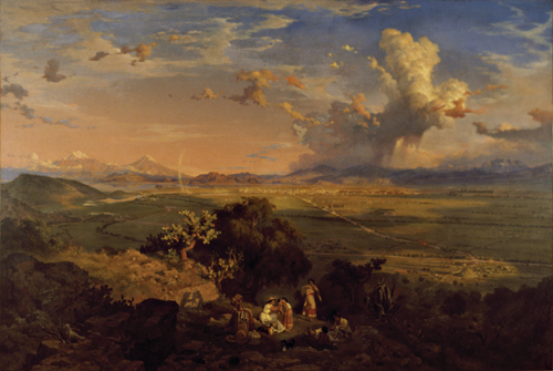 Eugenio_Landesio_-_The_Valley_of_Mexico_Seen_from_the_Tenayo_Hill_-_Google_Art_Project